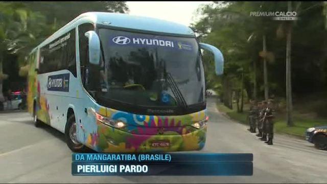 """Photo of L'Italia è in Brasile. Prandelli: """"Dobbiamo essere squadra e osare"""" – VIDEO"""