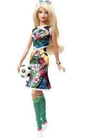 Photo of Barbie veste i Mondiali