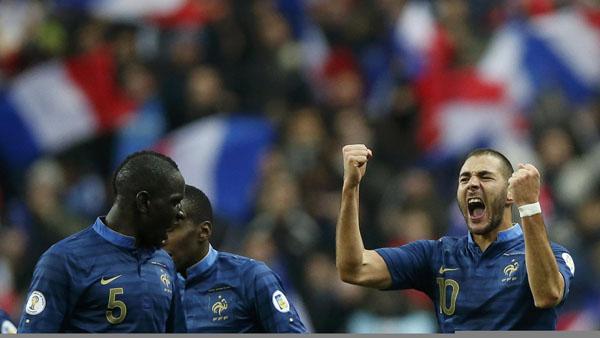 Photo of Mondiali Brasile 2014 – Francia-Honduras – Benzema polverizza l'Honduras