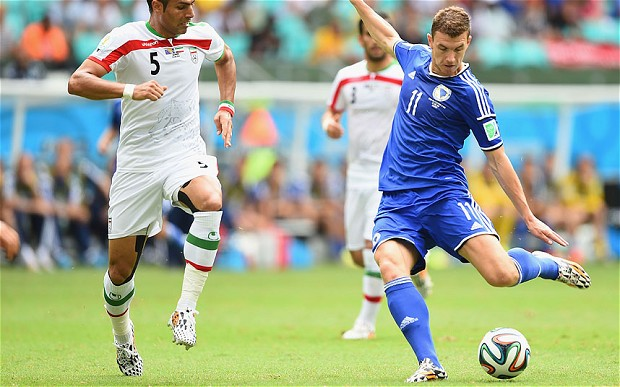 Photo of Mondiali Brasile 2014: L'orgoglio della Bosnia elimina l'Iran