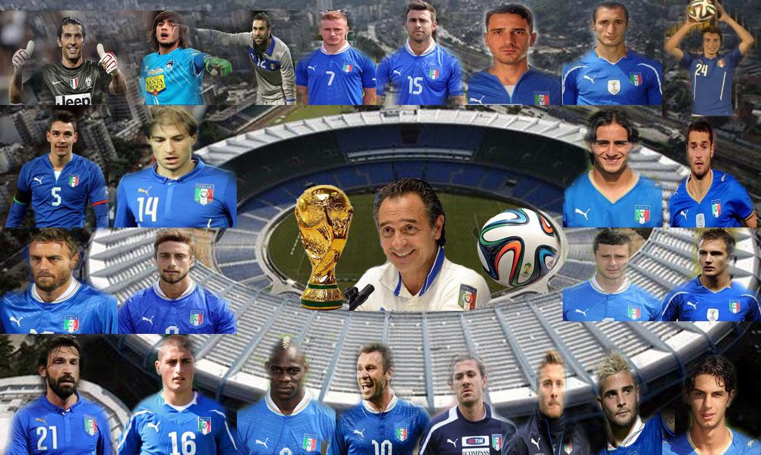 Photo of Mondiali 2014: Prandelli ufficializza i convocati