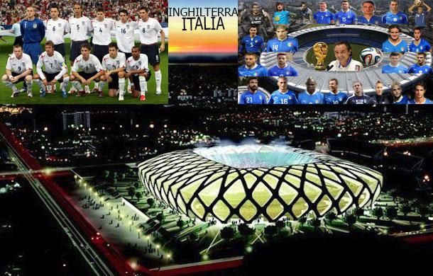 Photo of Mondiali Brasile 2014. L'Italia viaggia verso l'esordio contro l'Inghilterra