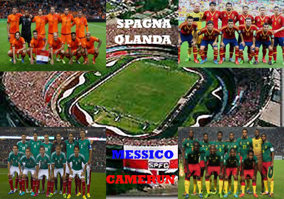 Photo of Mondiali Brasile 2014. L'Olanda umilia la Spagna