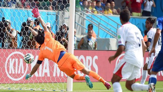 Photo of Mondiali Brasile 2014 – Ora l'Italia rischia, perde con la rivelazione Costa Rica 0 – 1