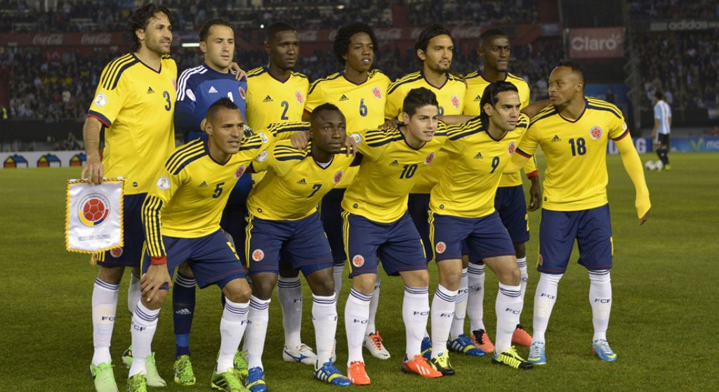 Photo of Mondiali Brasile 2014 – La Colombia