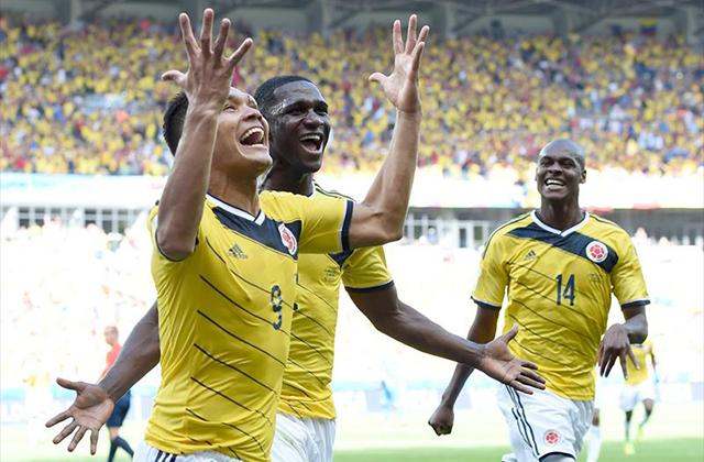 Photo of Mondiali Brasile 2014. Troppa Colombia per questa povera Grecia