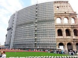Photo of Finita prima fase restauro Colosseo