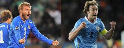 Photo of Mondiali Brasile 2014: De Rossi e Lugano in dubbio per Uruguay-Italia