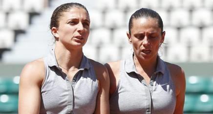Photo of Tennis, Roland Garros: finale amara per Errani/Vinci, nel doppio vincono le cinesi Hsieh/Peng