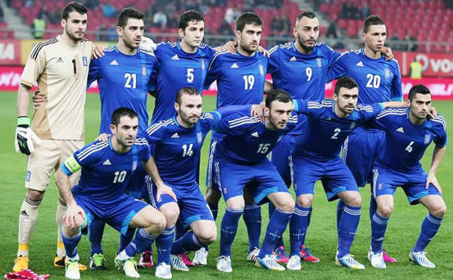 Photo of Mondiali Brasile 2014 – La Grecia