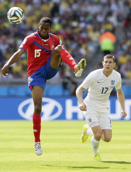 Photo of Mondiali Brasile 2014: 0-0 noioso tra Costa Rica e Inghilterra