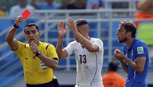 Photo of Mondiali Brasile 2014. Italia – Uruguay: 0 – 1 – L'Italia torna a casa