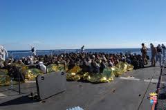 Photo of Sono ben 10 i marinai che sono impiegati nell'operazione Mare Nostrum e risultati  positivi ai test Tbc