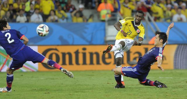 Photo of Mondiali Brasile 2014 – Giappone Colombia: 1 – 4. La Colombia strapazza il Giappone