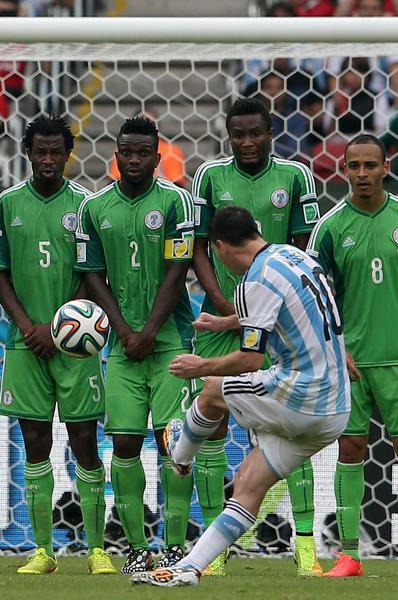 Photo of Mondiali Brasile 2014: Argentina in vetta col solito Messi