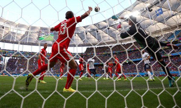 Photo of Mondiali Brasile 2014 – La Francia straccia la Svizzera!