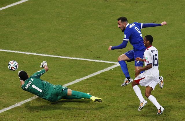 Photo of Mondiali Brasile 2014: continua la favola della Costa Rica