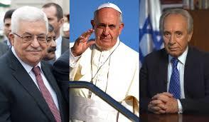 Photo of Domani, in Vaticano, Papa Francesco pregherà con Shimon Peres e Abu Mazen