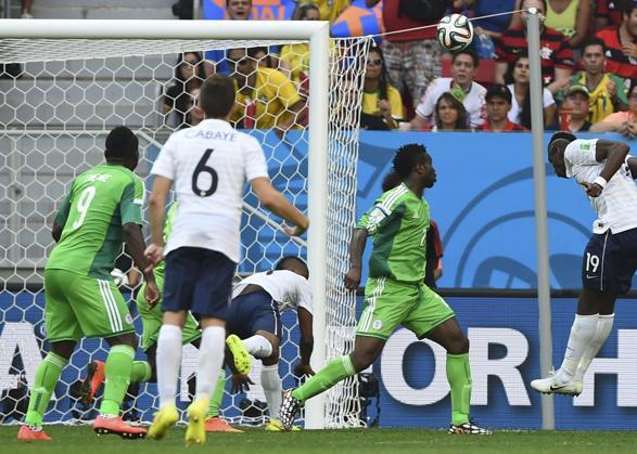 Photo of Mondiali Brasile 2014. Francia-Nigeria: 2 a 0. La Francia ai quarti!