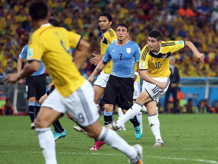 """Photo of Mondiali Brasile 2014. La Colombia ai quarti con i gol di """"fenomeno"""" Rodriguez"""