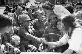 Photo of 4, 5 e 6 Giugno: celebriamo i 70 anni  dalla liberazione di Roma e dallo sbarco in Normandia