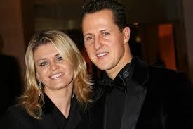Photo of Schumacher a Losanna. Reagisce  con gli occhi