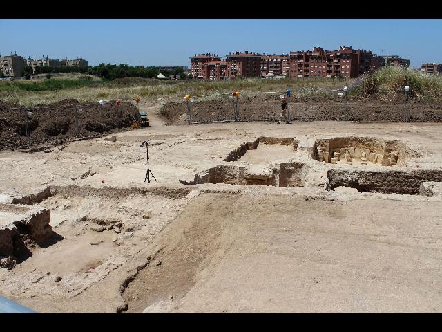 Photo of Scoperto complesso termale a Roma
