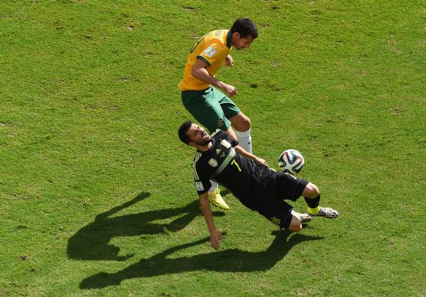 "Photo of Mondiali Brasile 2014: Australia – Spagna. I ""campioni del Mondo"" al terzo posto"