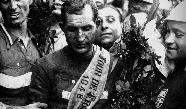 Photo of Gino Bartali, il centenario