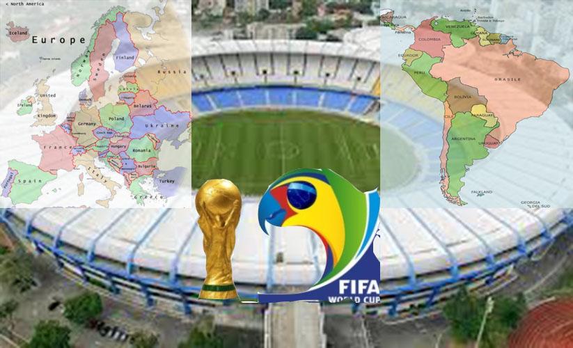 Photo of Mondiali Brasile 2014: semifinali da Europa vs Sudamerica