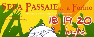 "Photo of A Forino la manifestazione ""Sera Passaie…"""