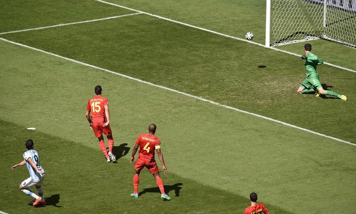 Photo of Mondiali Brasile 2014 – L'Argentina adesso mette paura: Argentina-Belgio 1-0