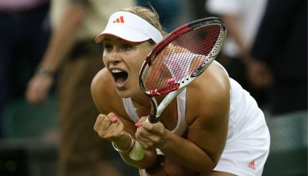 Photo of Wimbledon: Sharapova ko, rimonta Errani-Vinci