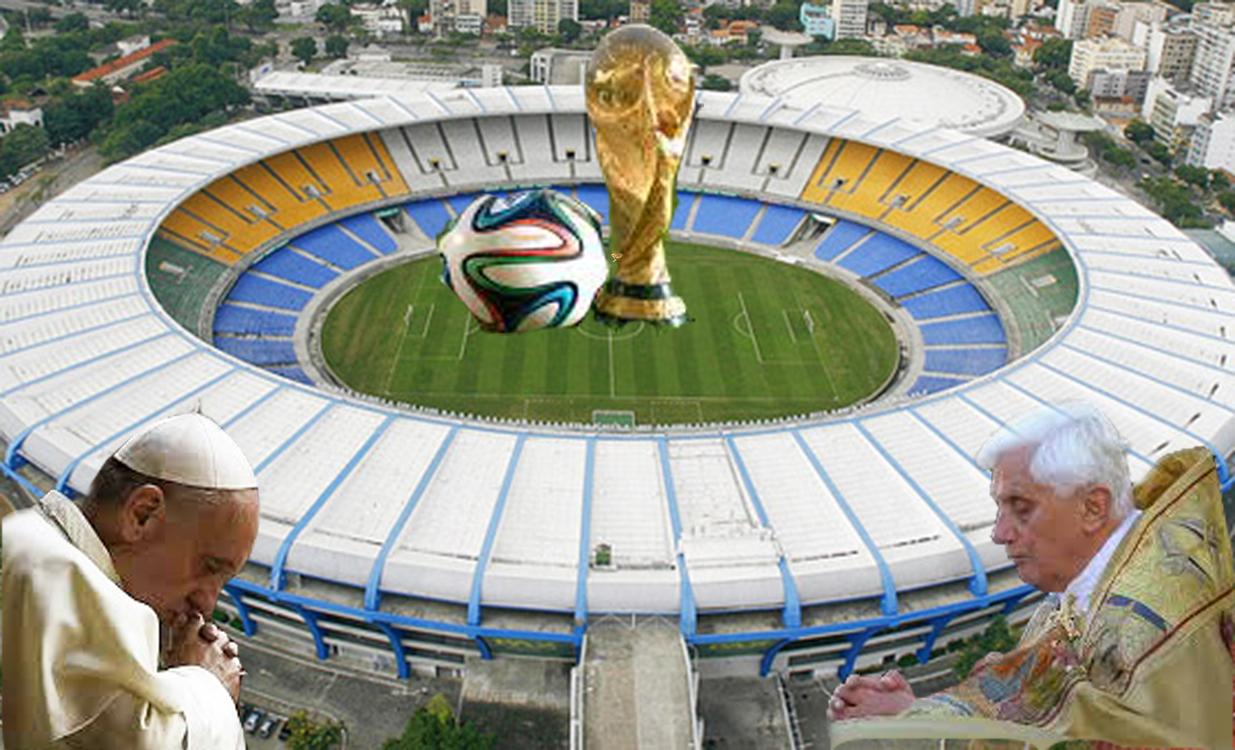 """Photo of Mondiali Brasile 2014: sarà l'Argentina a sfidare la Germania nella """"finale dei due Papi"""""""