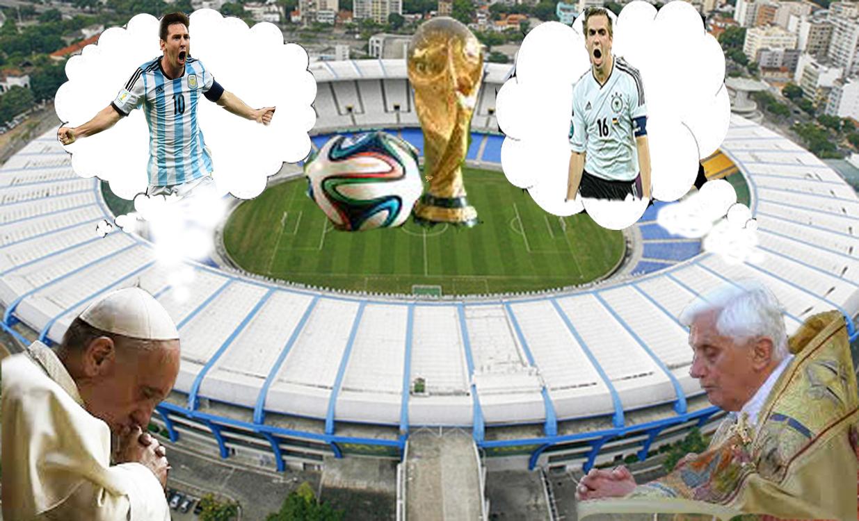 Photo of Mondiali Brasile 2014: Atto finale