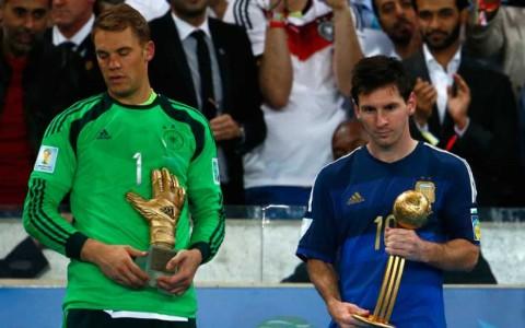Photo of Mondiali Brasile 2014: la top 11 della Fifa senza Messi