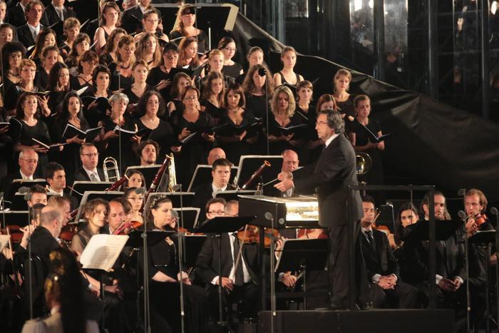Photo of Grande guerra, il concerto di Muti contro i conflitti