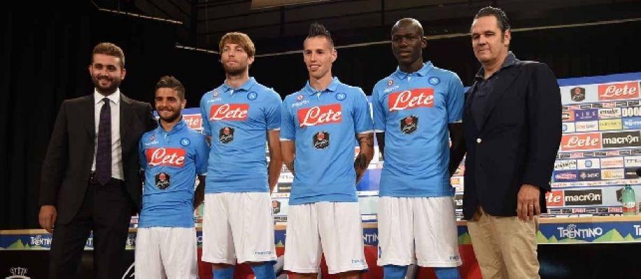 Photo of Napoli: presentata la nuova prima maglia