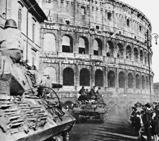 """Photo of Inaugurata la mostra """"ROMA prima capitale d'Europa LIBERATA, 1944 – 2014"""""""