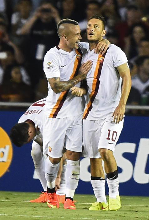 Photo of International Champions Cup: REAL MADRID-ROMA 0-1