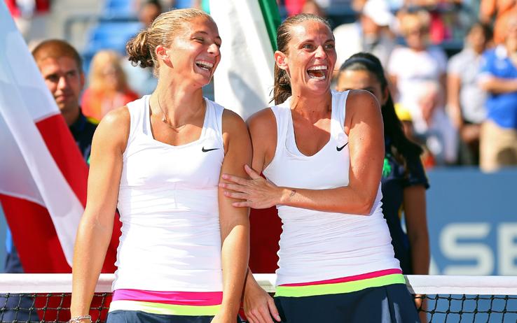 Photo of Wimbledon 2014: Errani e Vinci, le Regine del doppio femminile!