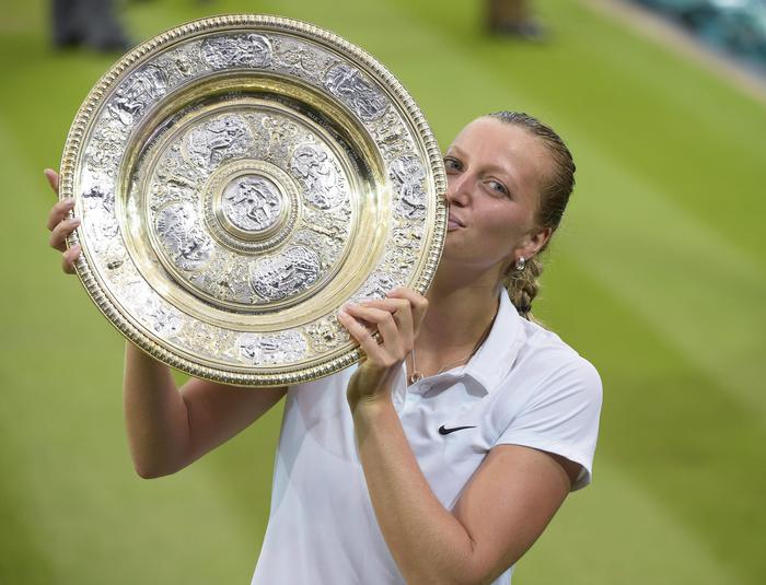 Photo of Wimbledon: Petra Kvitova ha vinto il torneo femminile 2014