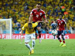 """Photo of Mondiali Brasile 2014: minacce al """"napoletano"""" Zuniga – VIDEO"""
