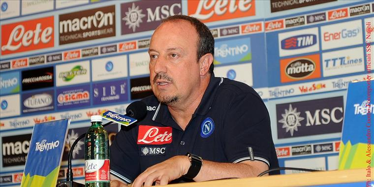 "Photo of Europa League – Napoli. Benitez: ""Tranquilli, siamo uniti e motivati"""