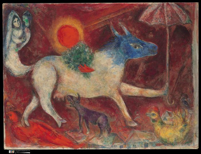 Photo of Marc Chagall –  Una retrospettiva 1908-1985
