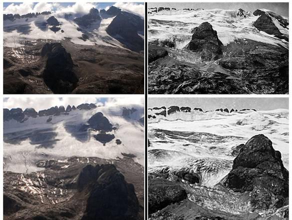 Photo of Il ghiacciaio dei Forni si avvia ad una lenta scomparsa