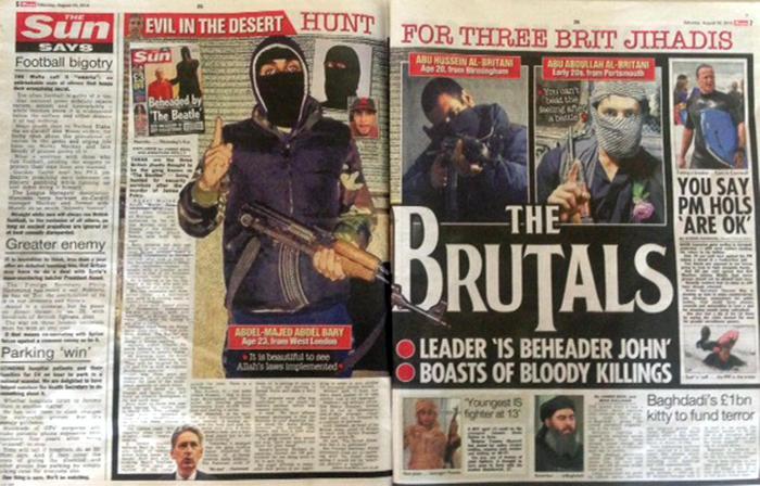 Photo of Assassinio Foley: il Sunday Times annuncia che i servizi britannici hanno  identificato il boia