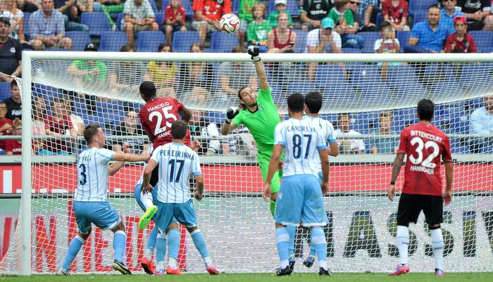Photo of Passo indietro con l'Hannover, la Lazio perde e lo fa male