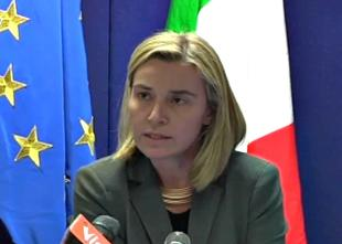 Photo of Renzi porta a casa la nomina dell'Ue di Federica Mogherini.  È Lady Pesc