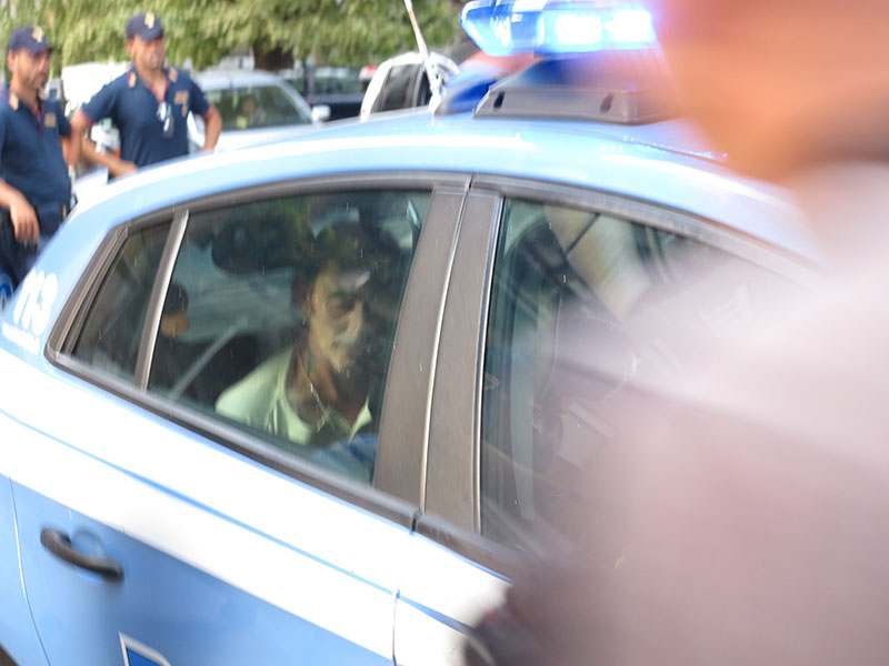 Photo of Omicidio a Roma – Arrestato il cugino –  FOTO